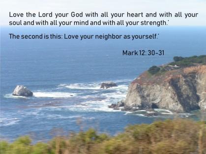 Mark 12_30_31